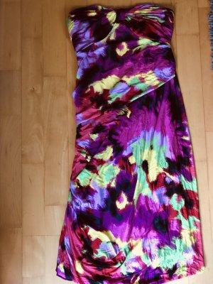 Verkaufe schulterfreies Kleid von Mango