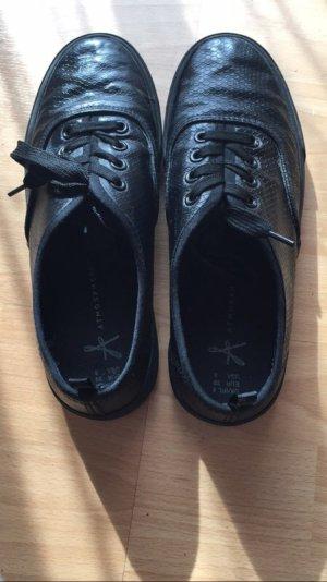 Verkaufe schwarze Sneaker