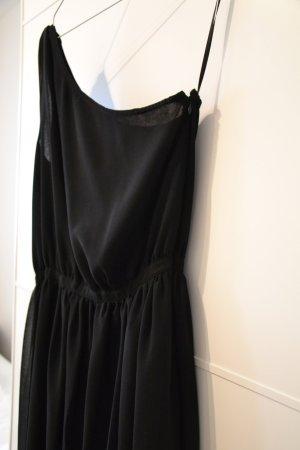 Verkaufe schwarzes Party-Kleid/Ballkleid von Mango!