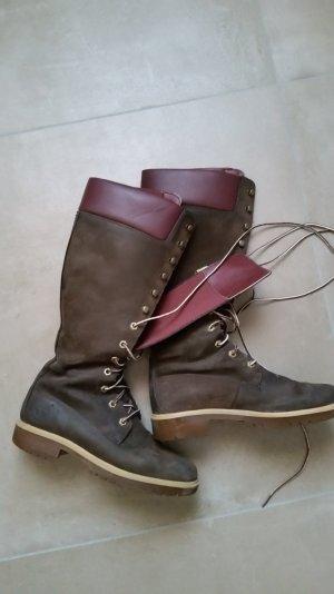 Verkaufe Stiefel von Timberland