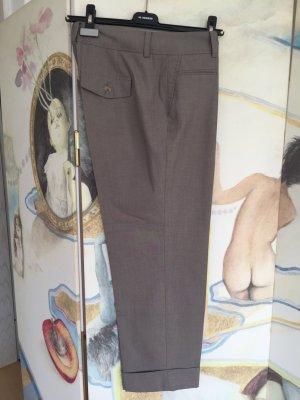 Riani Pantalon 7/8 gris brun polyester