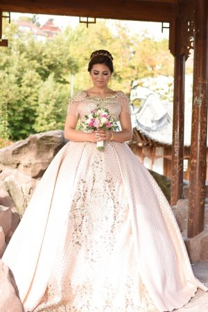 Miracle Of Denim Abito da sposa multicolore