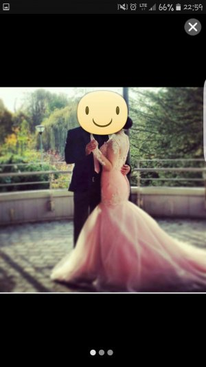 Verlobungskleid/ Abendkleid