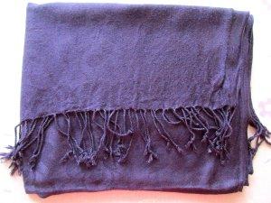 Vermutlich von TCM/Tchibo - 2 große Damentücher, Damenschal, Damen Tuch, Schal, Lila, Hellgelb, Weiß