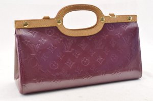 Louis Vuitton Bolso violeta