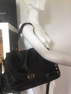 Vero cuido schwarze Tasche mit Nieten