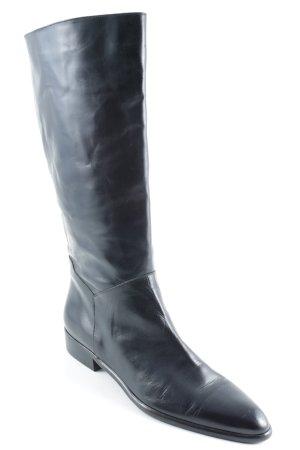 Vero Cuoio Absatz Stiefel dunkelbraun Casual-Look