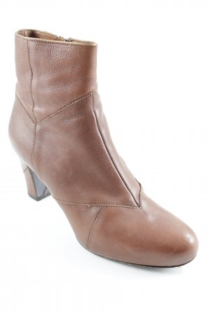 Vero Cuoio Ankle Boots braun Casual-Look