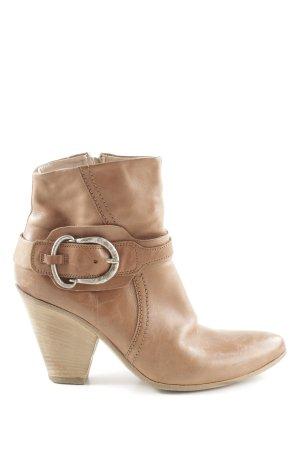 Vero Cuoio Stivaletto bronzo-marrone stile casual