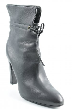 Vero Cuoio Booties schwarz Street-Fashion-Look