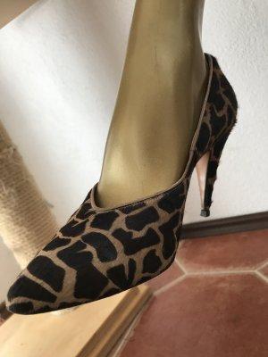 Vero Cuoio, italienische Pumps, Marke Lady Schuhe