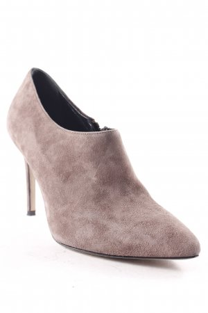 Vero Cuoio Spitz-Pumps taupe Casual-Look