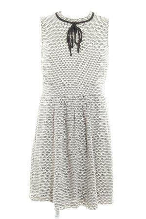 Vero Moda A-Linien Kleid grafisches Muster Casual-Look