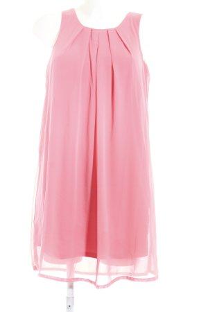 Vero Moda A-Linien Kleid lachs Party-Look