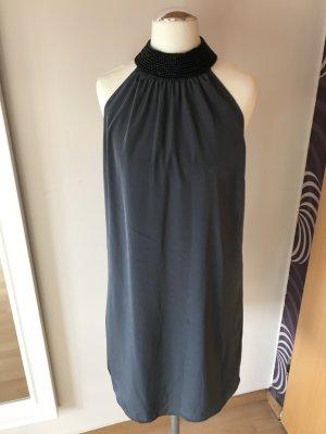 Vero Moda Abendkleid Cocktailkleid in Anthrazit