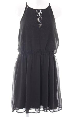 Vero Moda Abendkleid schwarz Party-Look