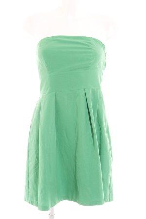 Vero Moda Bandeaujurk groen elegant