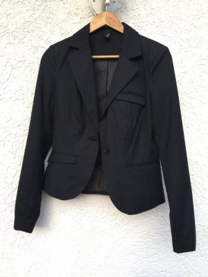 Vero Moda Basic Blazer schwarz Größe 36 neuwertig