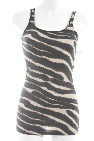 Vero Moda Basic Top striped pattern casual look