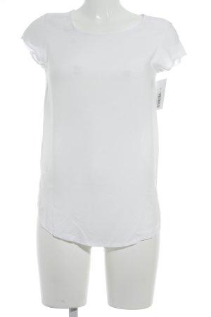 Vero Moda Haut basique blanc style décontracté