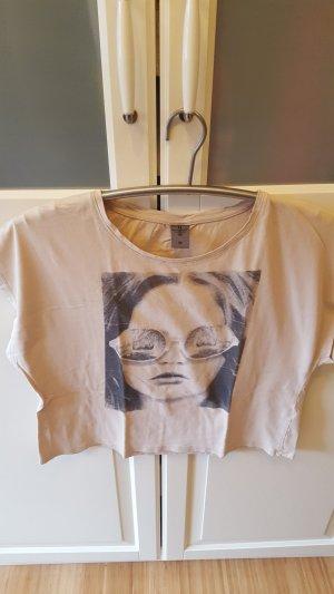 Vero Moda beiges T-Shirt