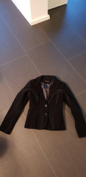 Vero Moda Blazer 36 schwarz samt wie neu