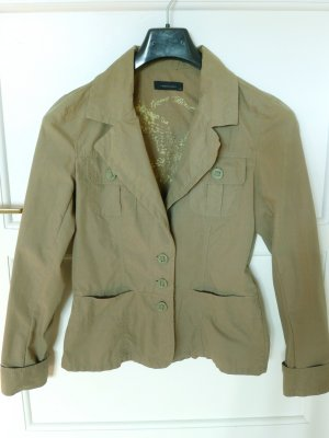 Vero Moda Blazer Jacke Jackett, Gr.S 36/38 Khaki Beige, NEU