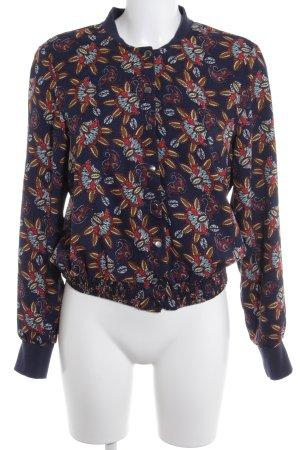 Vero Moda Blouson florales Muster Casual-Look