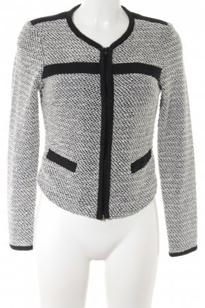 Vero Moda Blouson black-natural white flecked casual look