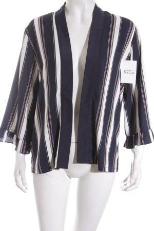 Vero Moda Blouson Streifenmuster Street-Fashion-Look