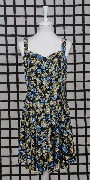 Vero Moda Blumen Kleid L