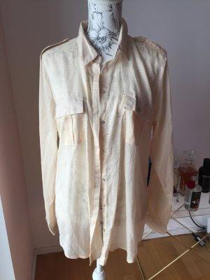 Vero Moda Bluse creme gold Gr XL
