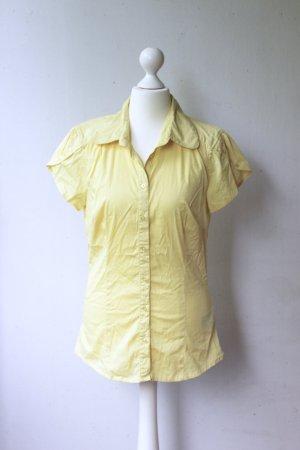 Vero Moda Bluse, fast neu, gelb