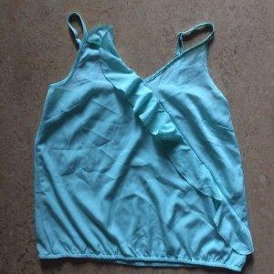 Vero Moda Bluse, hellblau