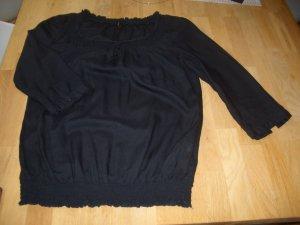 Vero Moda Bluse in dunkelblau