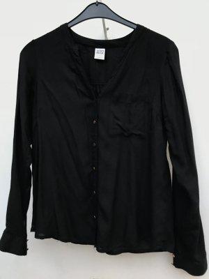 Vero Moda Bluse in Schwarz Größe S