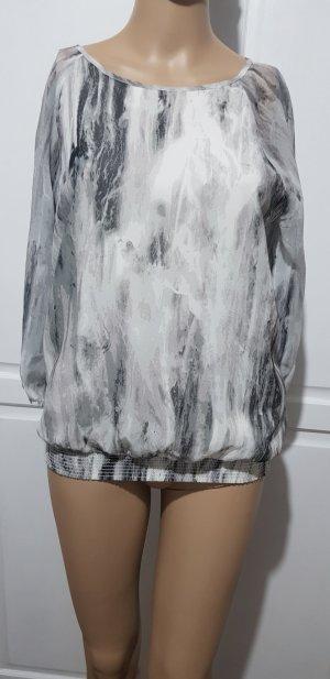 vero moda bluse Marmor optik
