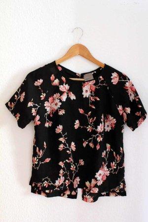 Vero Moda-Bluse mit Hippie-Blumenmuster