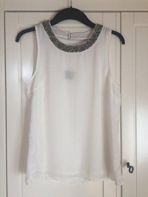 Vero Moda Bluse mit Rückenausschnitt