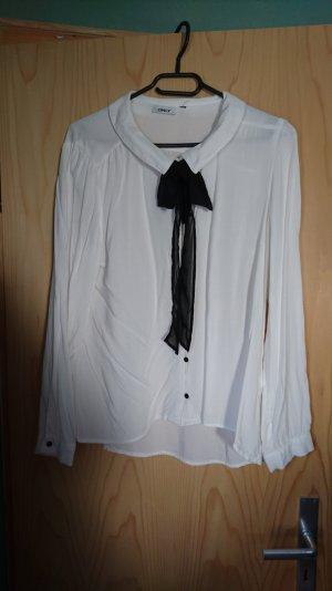 Vero Moda Bluse mit Schleife
