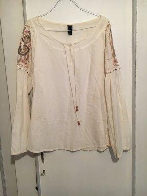 Vero moda Bluse mit Stickerei M