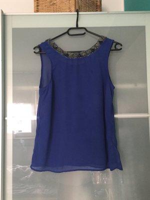 Vero Moda Bluse Oberteil Blau