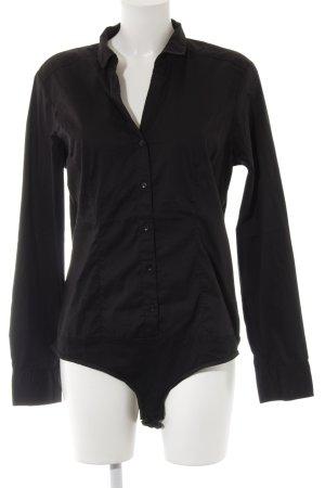 Vero Moda Blusen-Body schwarz Elegant