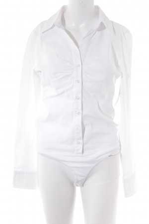 Vero Moda Blusa tipo body blanco estilo «business»