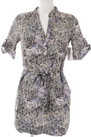Vero Moda Blouse Dress flower pattern beach look