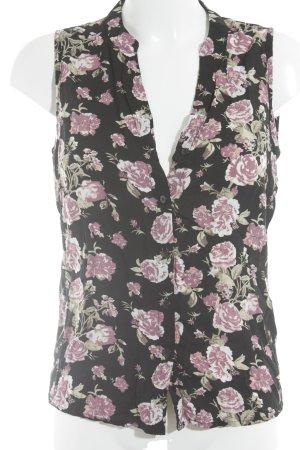 Vero Moda Blusentop florales Muster Romantik-Look