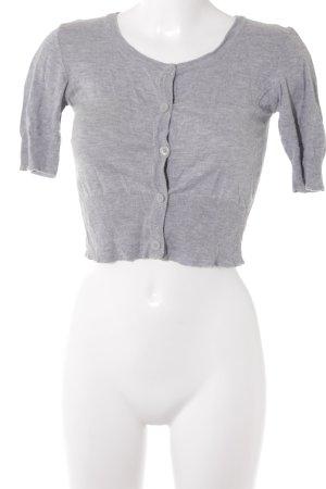 Vero Moda Torera gris claro look casual