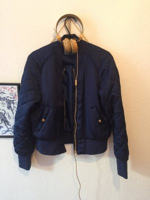 Vero Moda Bomber Jacket dark blue
