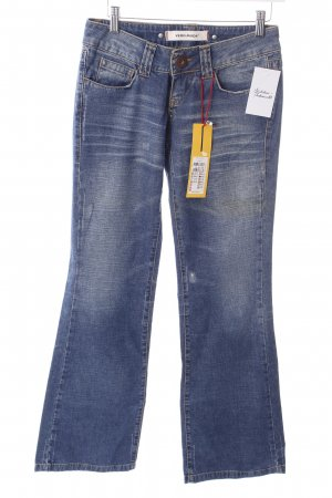 "Vero Moda Boot Cut Jeans ""Danica"" stahlblau"