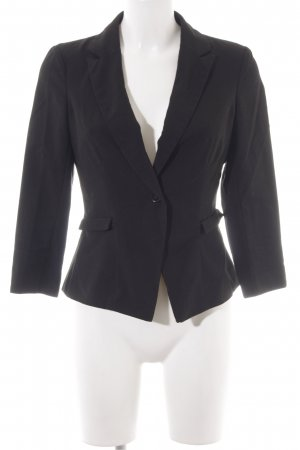 Vero Moda Boyfriend-Blazer schwarz Business-Look